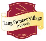 Lang Pioneer Village