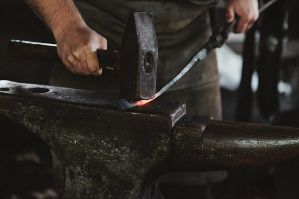 Sounds of History- Blacksmith « Lang Pioneer Village