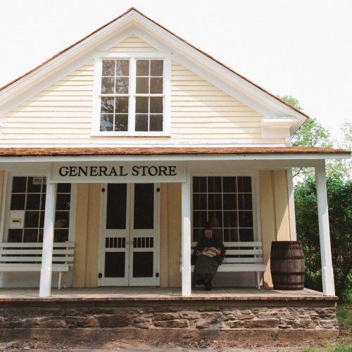 Menie General Store