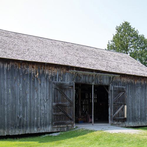 Trades Barn