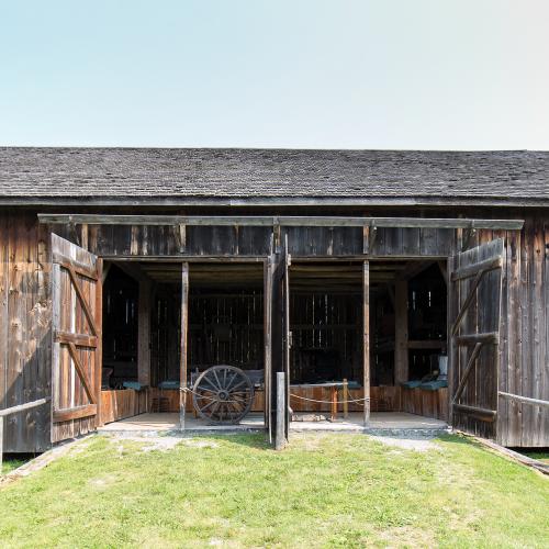 Transportation Barn