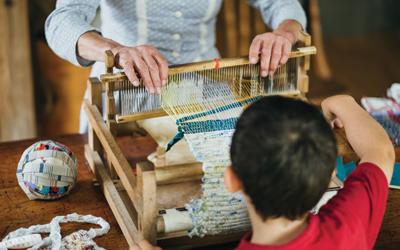 Wee-Workshops (Children Ages 8-12)